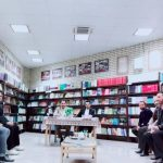 جلسه دوم المقهی العربی با موضوع فرهنگ و مناسک